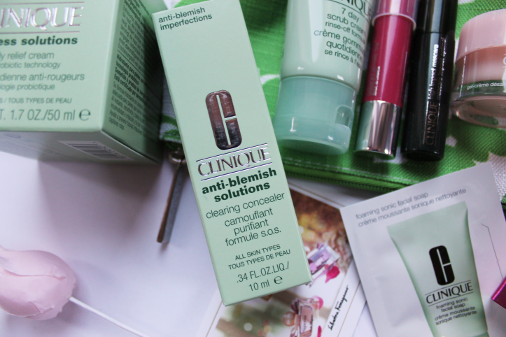 Clinique anti-blemish solutions cleaning Concealer-weeksofbeauty.wordpress.com