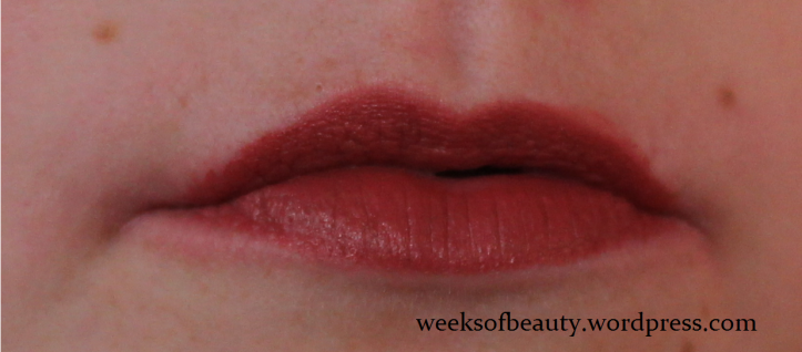 W7 Mattenificent Lips Madame Fifi-weeksofbeauty.wordpress.com