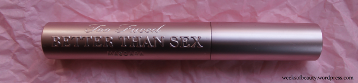 Too Faced Better Than Sex Mascara 02 - weeksofbeauty.wordpress.com