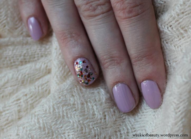 NOTD Topshop nails