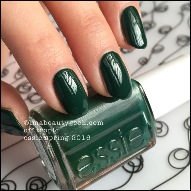 Off Tropic Essie