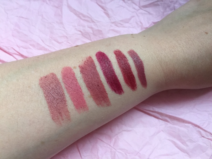 Mac Faux - Mac Please Me - Mac Mehr - Mac Fashion Revival - Colourpop Daze - Colourpop Baewatch